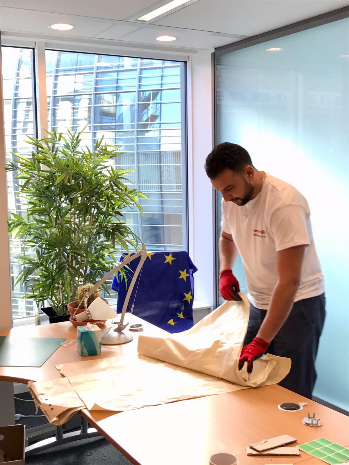 Déménagement de bureaux Bruxelles – Maestro-Lift & Maestro-Move