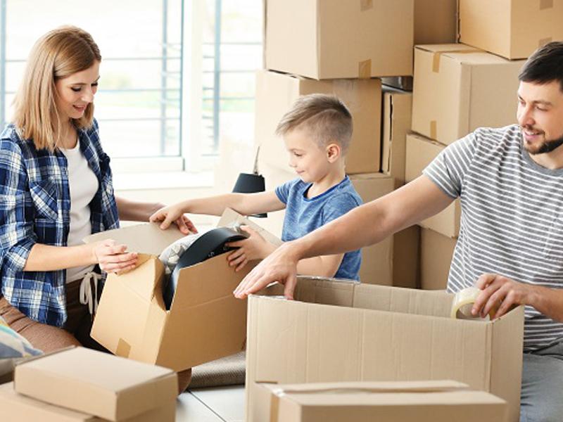 Maestro Déménagement Bruxelles – Garde meuble – Emballage et carton de déménagement Belgique